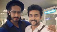 Singam 3: My action scenes with Suriya are brutal, reveals Thakur Anoop Singh