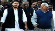 देश विरोधी नारों पर बोले तेजस्वी यादव- ये सब BJP का प्रोपेगेंडा, मेरे सामने नहीं लगे नारे