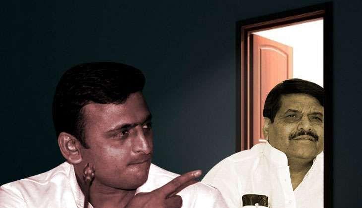 SP in meltdown mode: Akhilesh asserts his authority, sacks Shivpal