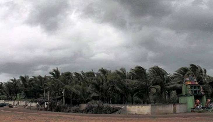 Cyclonic storm expected to hit Odisha coast in the next 24