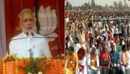महोबा रैली में सपा पर बरसे मोदी- 'एक वो जिन्हें परिवार की चिंता, हमें प्रदेश बचाने की चिंता'
