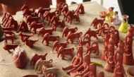 In the language of clay: India's famed potters display creations at IIC