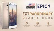 अमेरिकी कंपनी इनफोकस ने डेकाकोर प्रोसेसर के साथ पेश किया एपिक 1 स्मार्टफोन