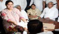 लालू की बेटी मीसा का ट्विटर पर तंज- 'टुन्ना पांडेय को मिली संस्कारी राष्ट्रवादी बेल'
