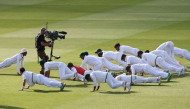 Pakistan lawmaker slams cricketers for doing push-ups after Lord's Test