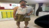 बिहार: विधायक ने विरोध में उतार दिया कुर्ता-पायजामा, खाई अनोखी कसम