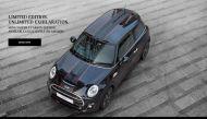 पहली बार केवल ऑनलाइन बिक्री के लिए ही पेश की गईं 20 Mini Cooper S Carbon Edition कारें