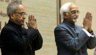 राष्ट्रपति और उपराष्ट्रपति ने देशवासियों को दीं दीपावली की शुभकामनाएं
