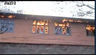 जम्मू-कश्मीर: सीएम महबूबा मुफ्ती के गृहक्षेत्र अनंतनाग में भी फूंका गया स्कूल