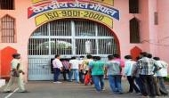 Two minors stamped entry seal on faces at Bhopal central jail