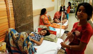 Indian unpreparedness and dengue outbreaks are great (hospital)bedfellows