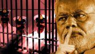 भेदभाव से मुक्ति की मांग पर इंडियन कोस्ट गार्ड के चार नाविक जेल में