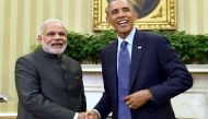 Outgoing US President Barack Obama thanks PM Modi for strengthening Indo-US ties