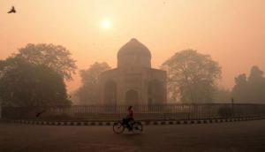 Delhi's deadly smog on 31 October