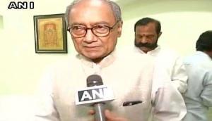 Manohar Parrikar should thank Nitin Gadkari for aggressive MLA buying: Digvijaya Singh