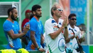 इंडियन हॉकी टीम के कोच पद से रोएलेंट ओल्टमैंस की हुई छुट्टी