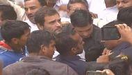 ओआरओपी सुसाइड: रिटायर्ड फौजी के अंतिम संस्कार में राहुल, केजरीवाल हुए शामिल