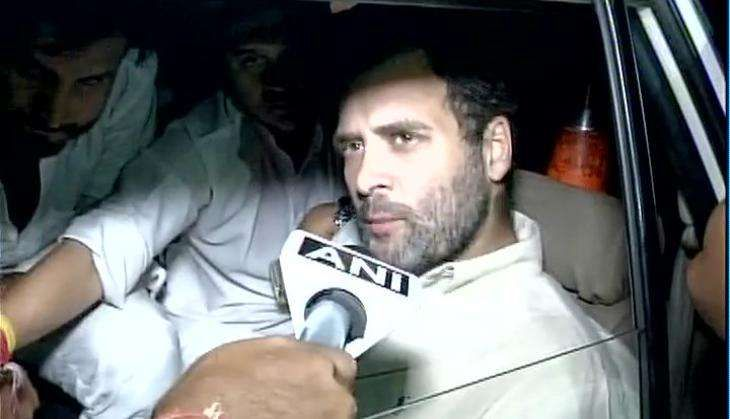 I'm not like Modi, won't comment on his mother: Rahul Gandhi