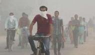दिल्ली में स्मॉग छंटने के बावजूद वायु प्रदूषण का स्तर खतरनाक