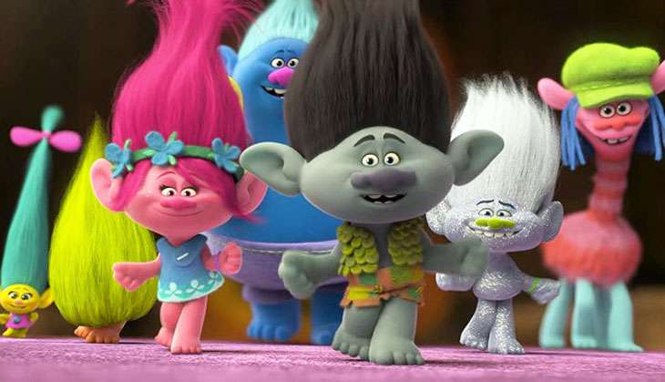 Trolls movie review: obnoxiously happy fare with a side of psychedelia and pop