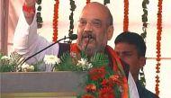 अमित शाह: पीएम मोदी ने कांग्रेस के काले धन को कूड़े में बदल दिया