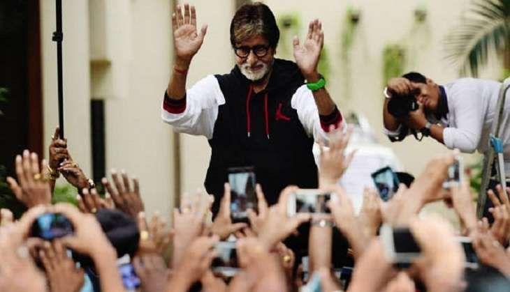 24 million followers for Amitabh Bachchan on Twitter