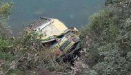 हिमाचल प्रदेश: बस हादसे में 16 की मौत, दर्जनों ज़ख़्मी