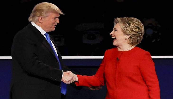 Hillary Clinton being protected by a rigged system, FBI knows she is guilty: Donald Trump