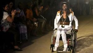 LGBT, physically impaired and albino models make for truly inclusive fashion