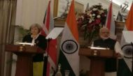 भारत और ब्रिटेन के बीच 2 अहम समझौतों पर दस्तखत, कारोबार में आसानी पर करार