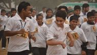 When 52,000 children ignore all odds, run a marathon and 3 win in visually-challenged category!