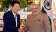 In pics: Japenese PM Shinzo Abe spotted in Nehru jacket with his wife Akie Abe and PM Modi