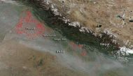 Farm fires in Punjab doubled in 2016: NASA