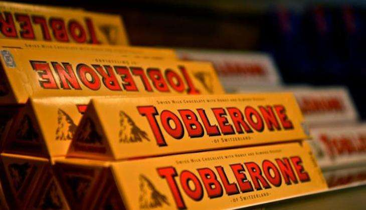 Toblerone changes shape, fans are not amused; hilarity ensues on Twitter