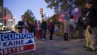 The final countdown: US heads to vote as election reaches its final hours