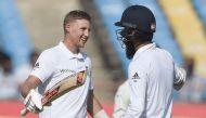 राजकोट टेस्ट: जो रूट के शतक की बदौलत पहले दिन इंग्लैंड का स्कोर- 311/4