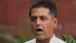 Instead of targeting China, Centre attacking Cong; persecution of Ahmed Patel is example of vendetta politics: Manish Tewari