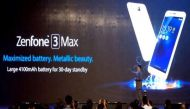 आसुस ने भारत में लॉन्च किए जेनफोन 3 मैक्स के दो मॉडल