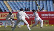 राजकोट टेस्ट: पहली पारी में इंग्लैंड ने बनाया 537 का विशाल स्कोर, 3 बल्लेबाजों की सेंचुरी