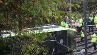 लंदन: पटरी से उतरी ट्राम, 7 लोगों की मौत