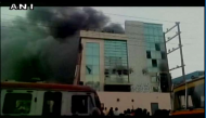 गाजियाबाद: साहिबाबाद की लेदर फैक्ट्री में भीषण आग, 13 की मौत