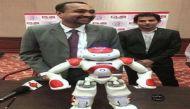 मिलिए भारत की पहली बैंकिंग रोबोट 'लक्ष्मी' से