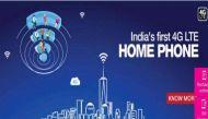 रिलायंस लेकर आया पहला एंड्रॉयड आधारित 4G LTE होमफोन