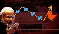 नोट के बदले चोटः मोदी के फॉलोवर्स की संख्या ट्विटर के गले की फांस बन गई है