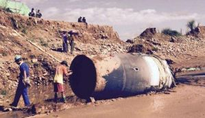 Mysterious space debris crash lands in Myanmar