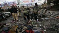 पाकिस्तान: सूफी दरगाह में विस्फोट, 52 लोगों की मौत