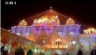 Guru Nanak Jayanti: PM Modi greets country on occasion as devotees flock to gurudwaras
