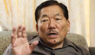 Bhaleydhunga Skywalk to be world's highest: Sikkim CM Pawan Chamling