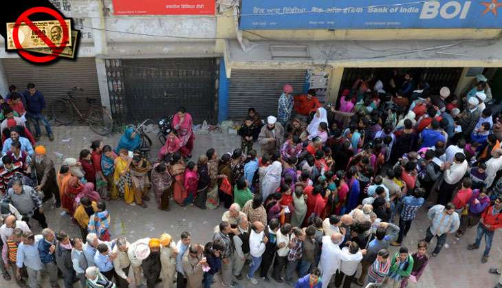 Currency ban: Delhi's labourers left hungry & jobless as work staggers to a halt