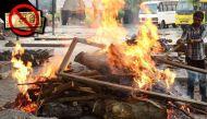 परलोक में भी मारामारी: मणिकर्णिका घाट पर नोटबंदी का असर